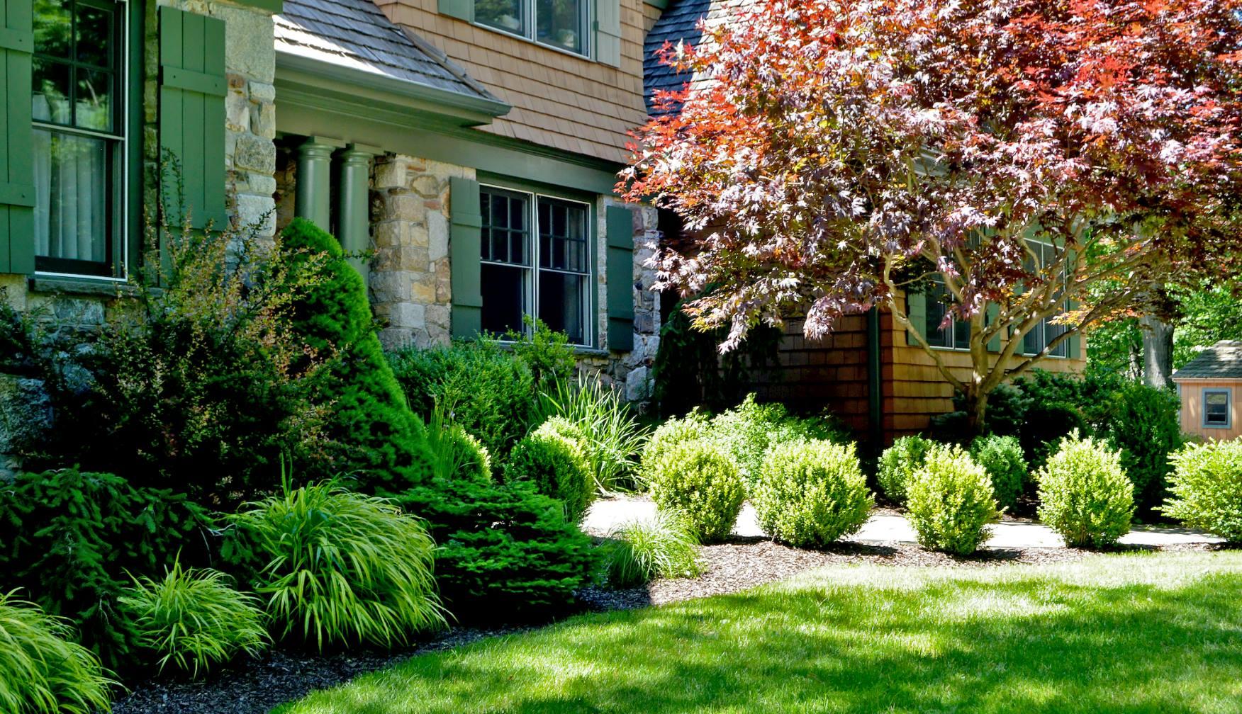 Unique Ideas for Foundation Plantings in your Cortlandt Manor, NY Landscape