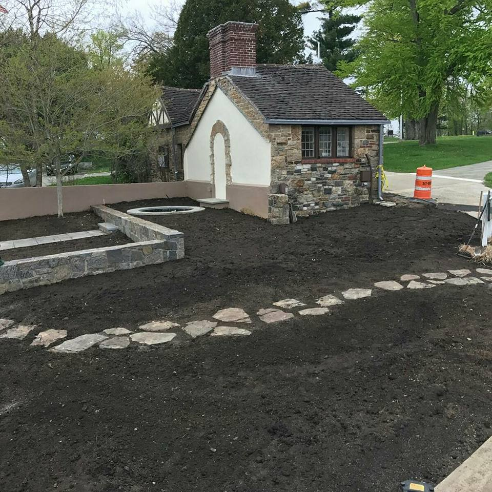 Landscape company with top landscape construction in Westchester County NY