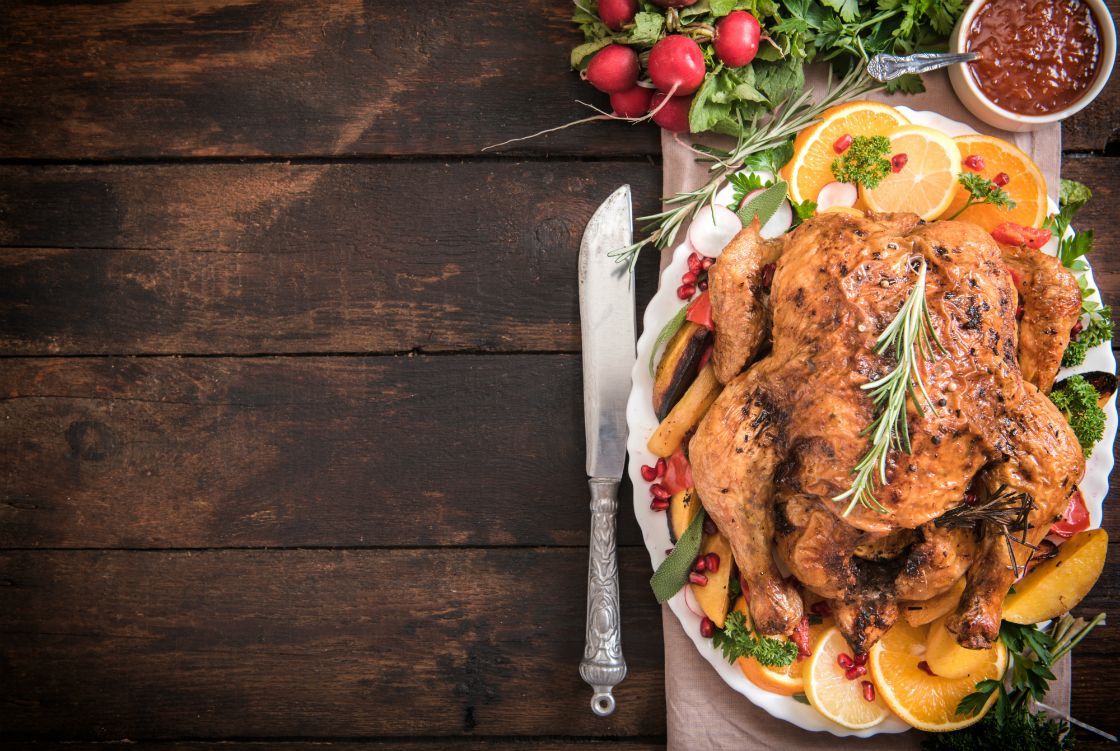 Use Your Outdoor Kitchen to Make Thanksgiving Cooking Easy in Peekskill, NY