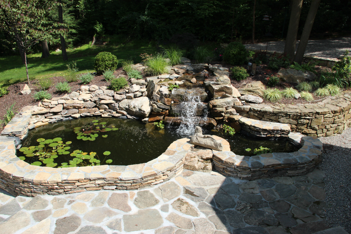 Landscape Construction to Consider for 2018 in Cortlandt Manor, NY