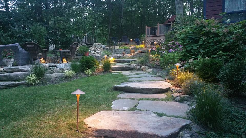 5 Landscape Lighting Tips for Highlighting Trees and Shrubs in Your Peekskill NY Backyard