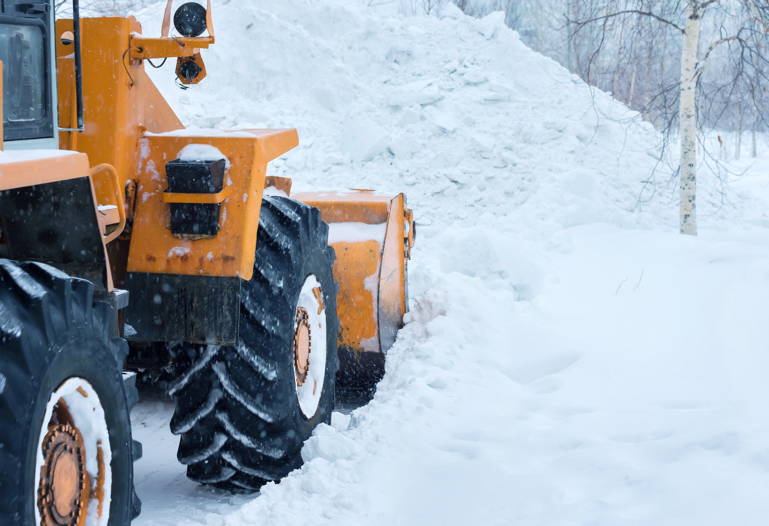 How Professional Snow Plowing Helps You Keep Your Driveway Clear from Snow in Yorktown Heights, NY