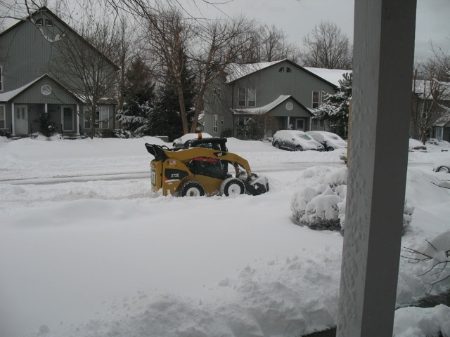 Increase Your Peekskill, NY, Property's Safety with Snow Plowing Services