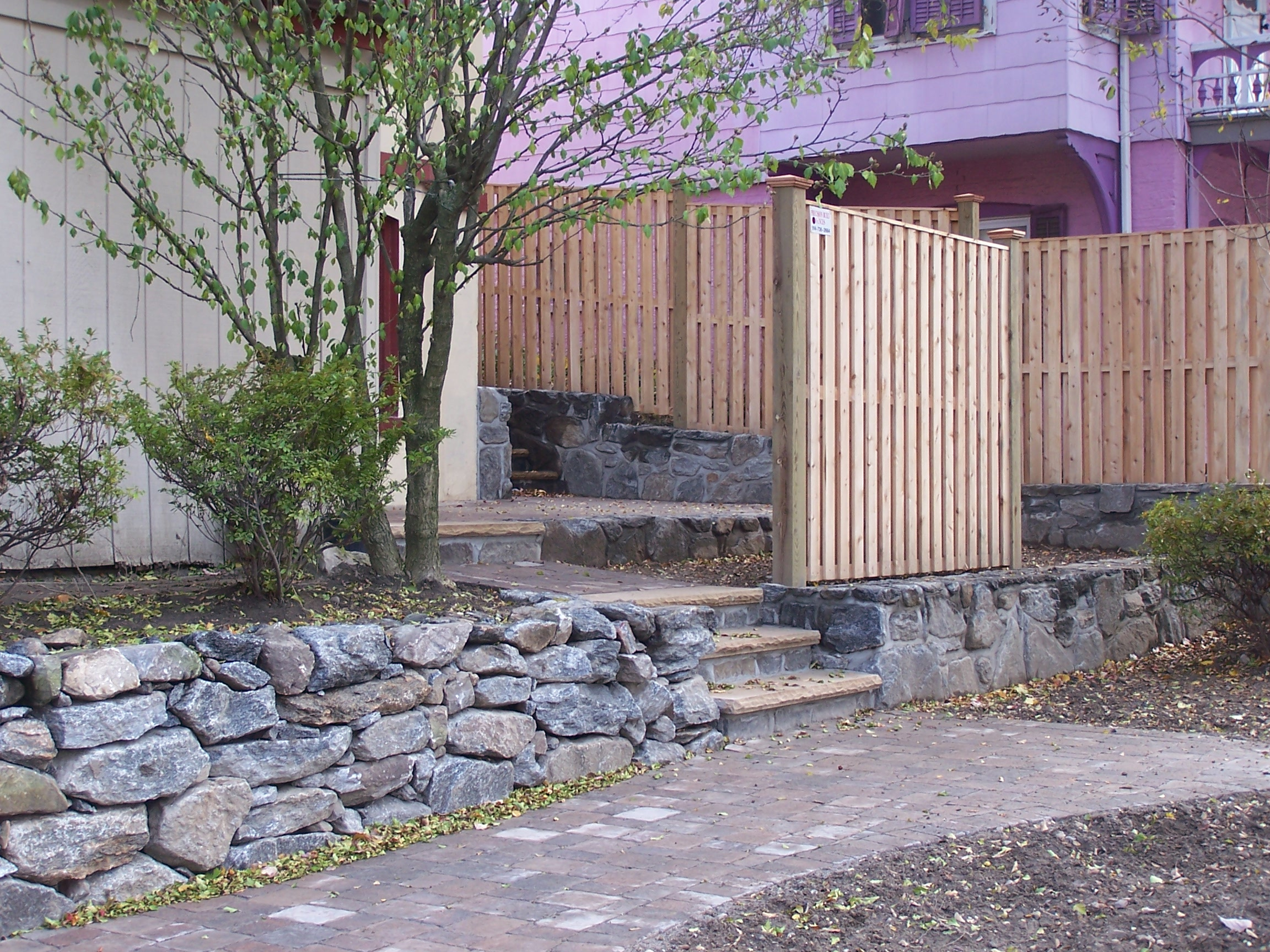 5 Landscaping Ideas for Backyard Privacy in Croton-on-Hudson ... on nursery ideas for wall, fountain ideas for wall, pantry ideas for wall, art ideas for wall, entryway ideas for wall, craft ideas for wall, storage ideas for wall, office ideas for wall,