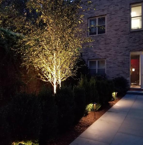 How Outdoor Lighting Can Enhance Your Yorktown, NY, Walkway