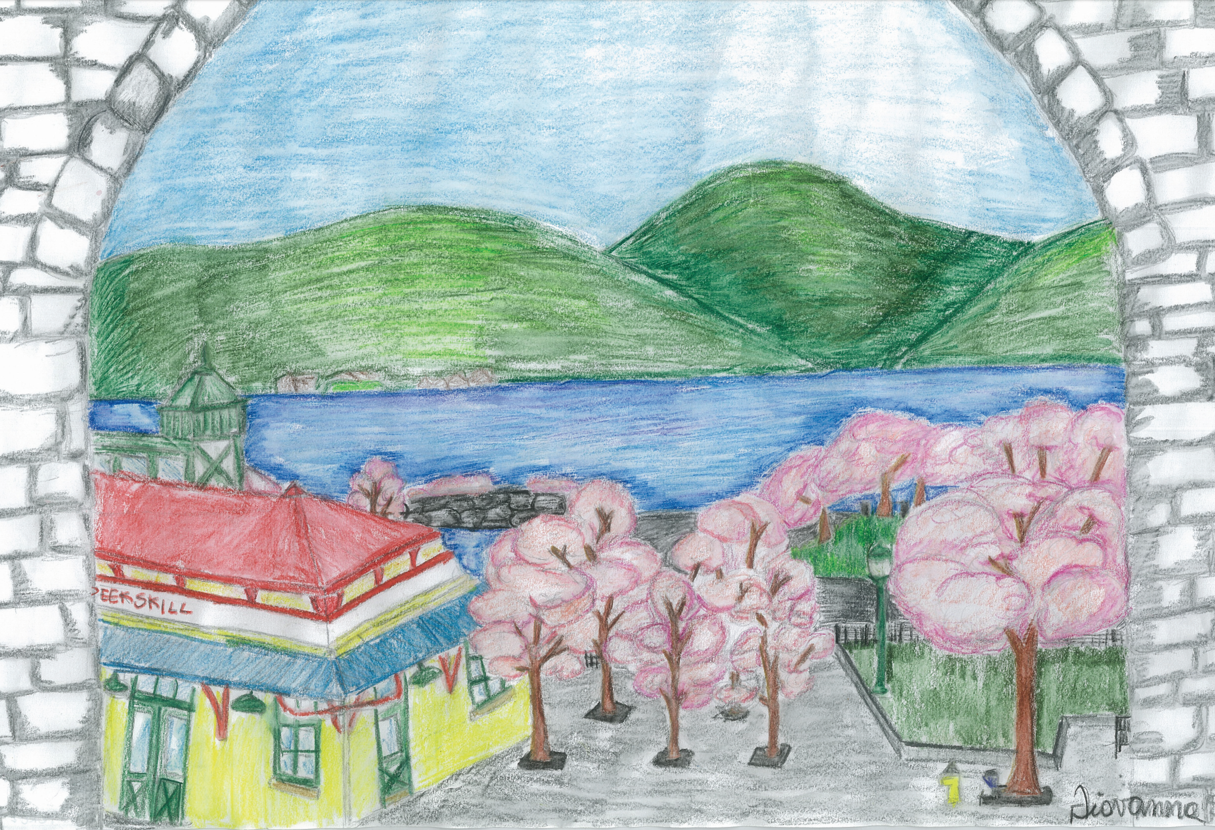 Manzer's Sponsors Peekskill, NY, Rotary Club's 2nd Annual Cherry Blossom Festival To Help Support Literacy