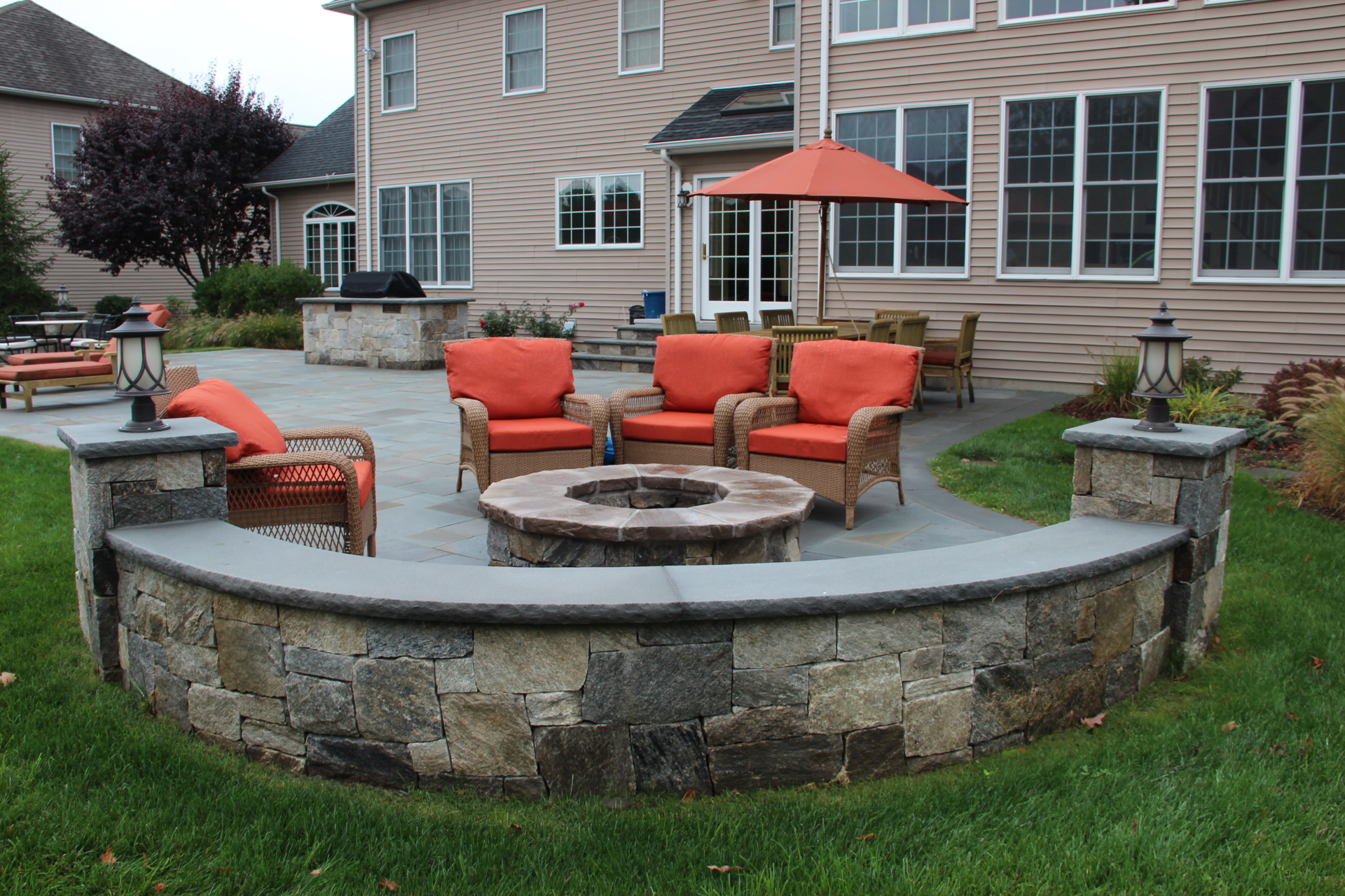 Why You Should Add a Fire Pit to Your Outdoor Patio in Your Somers, NY, Home