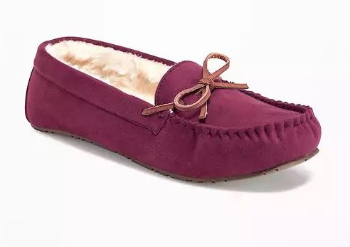 Old Navy Sueded Moccasins