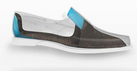 Gekk's Sockless Shoe Insert