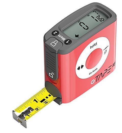 e16 Digital Tape Measure