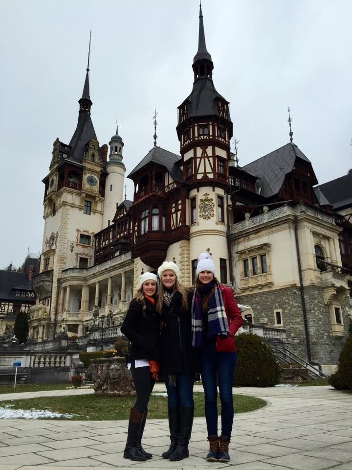 Pelisor Castle - Sinaia Romania