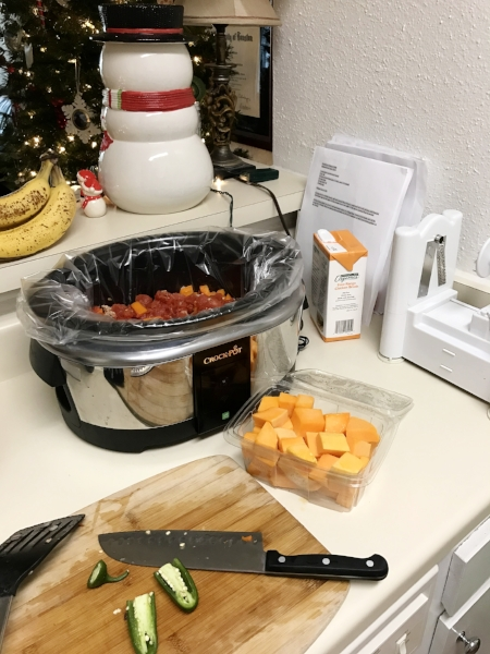 (I spy my trusty  Paderno Spiralizer !)