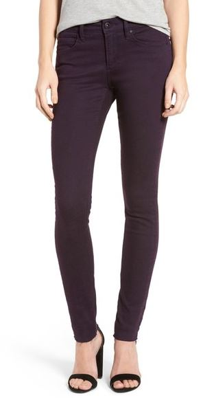 Raw hem - Articles of Society Mya Cutoff Skinny Jeans.JPG