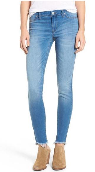 Raw hem - Blank NYC Cutoff Skinny Jeans.JPG