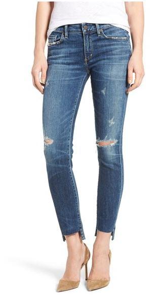 Raw hem - Citizens of Humanity Arielle Step Hem Skinny Jeans.JPG