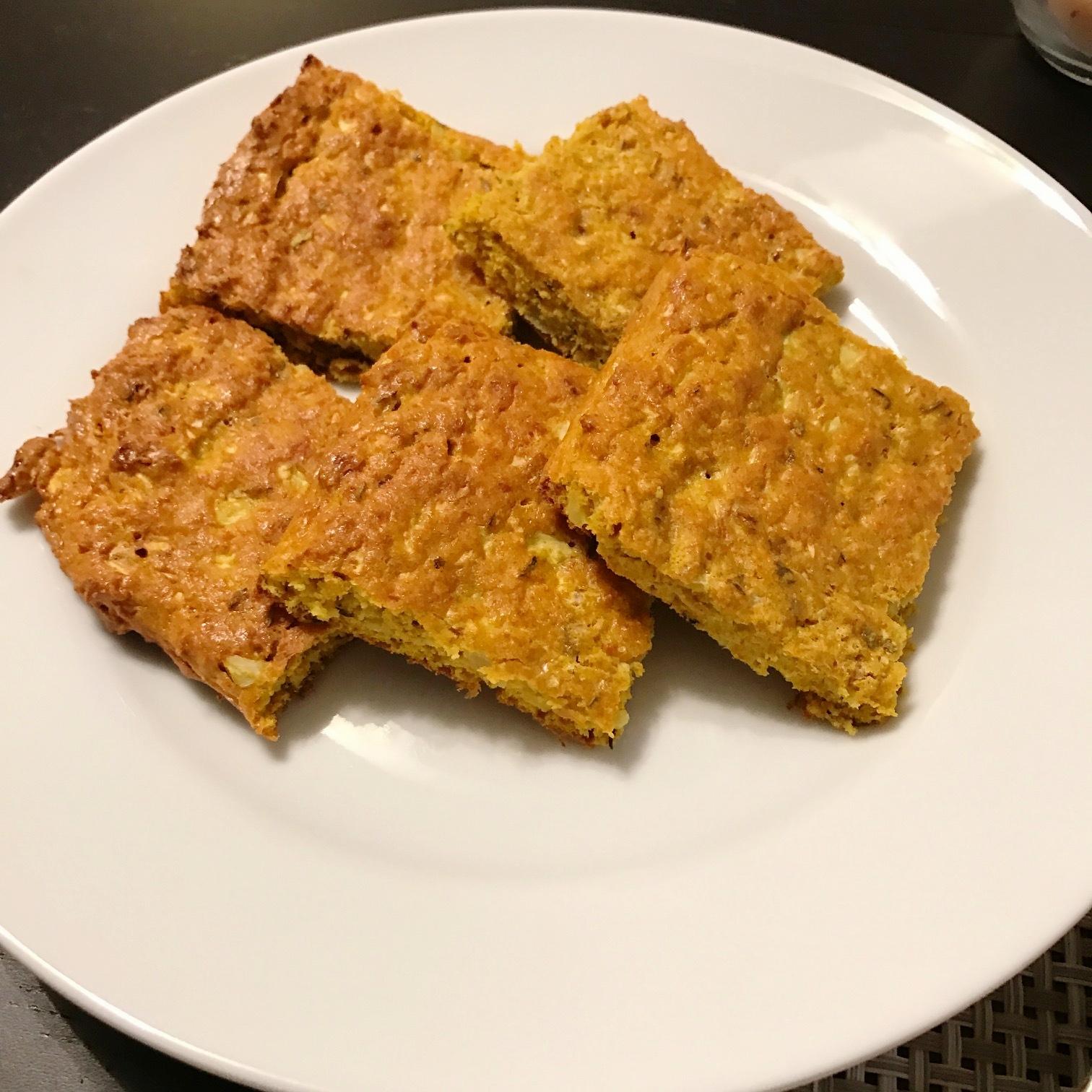 Paleo/Whole 30 Cauliflower Flatbread
