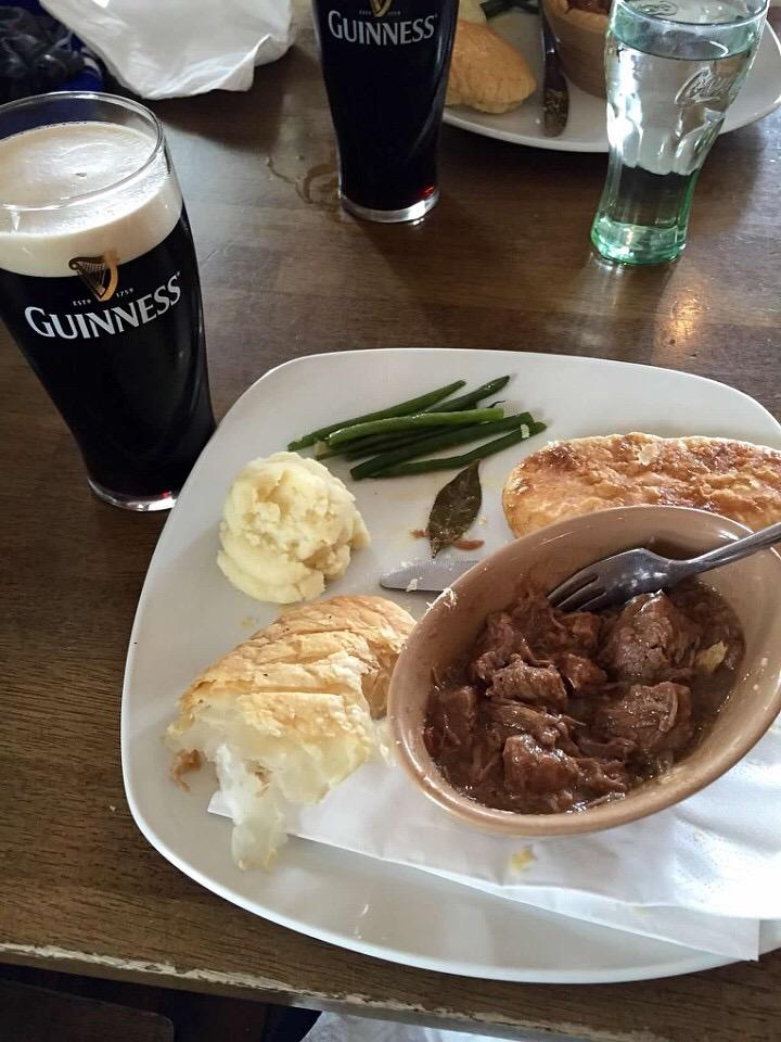 Irish stew ;)