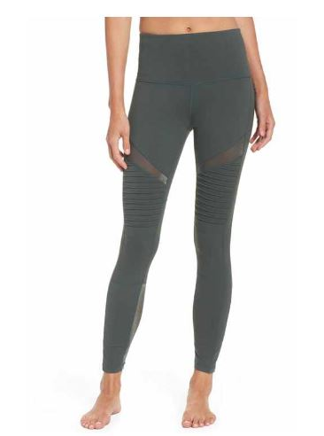 Zella Autumn Moto Leggings