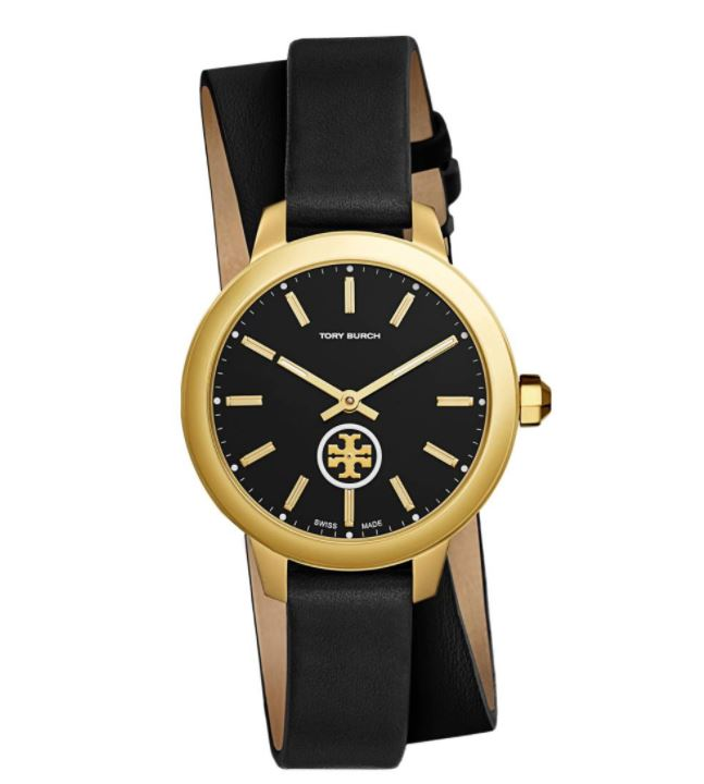 tory Burch collins double wrap watch 2.JPG