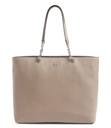 Tory Burch Frida Pebbled tote.JPG