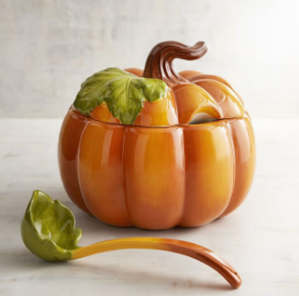 pumpkin tureen with ladle.PNG