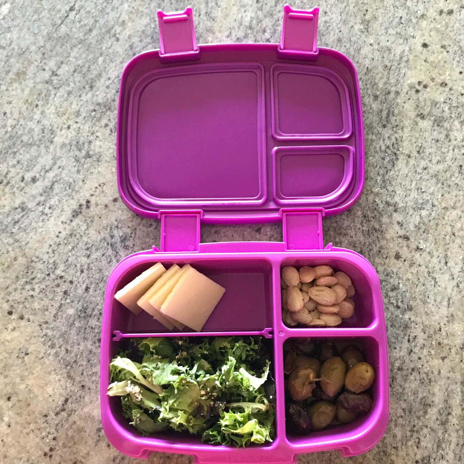Bentgo Lunch Box - purple