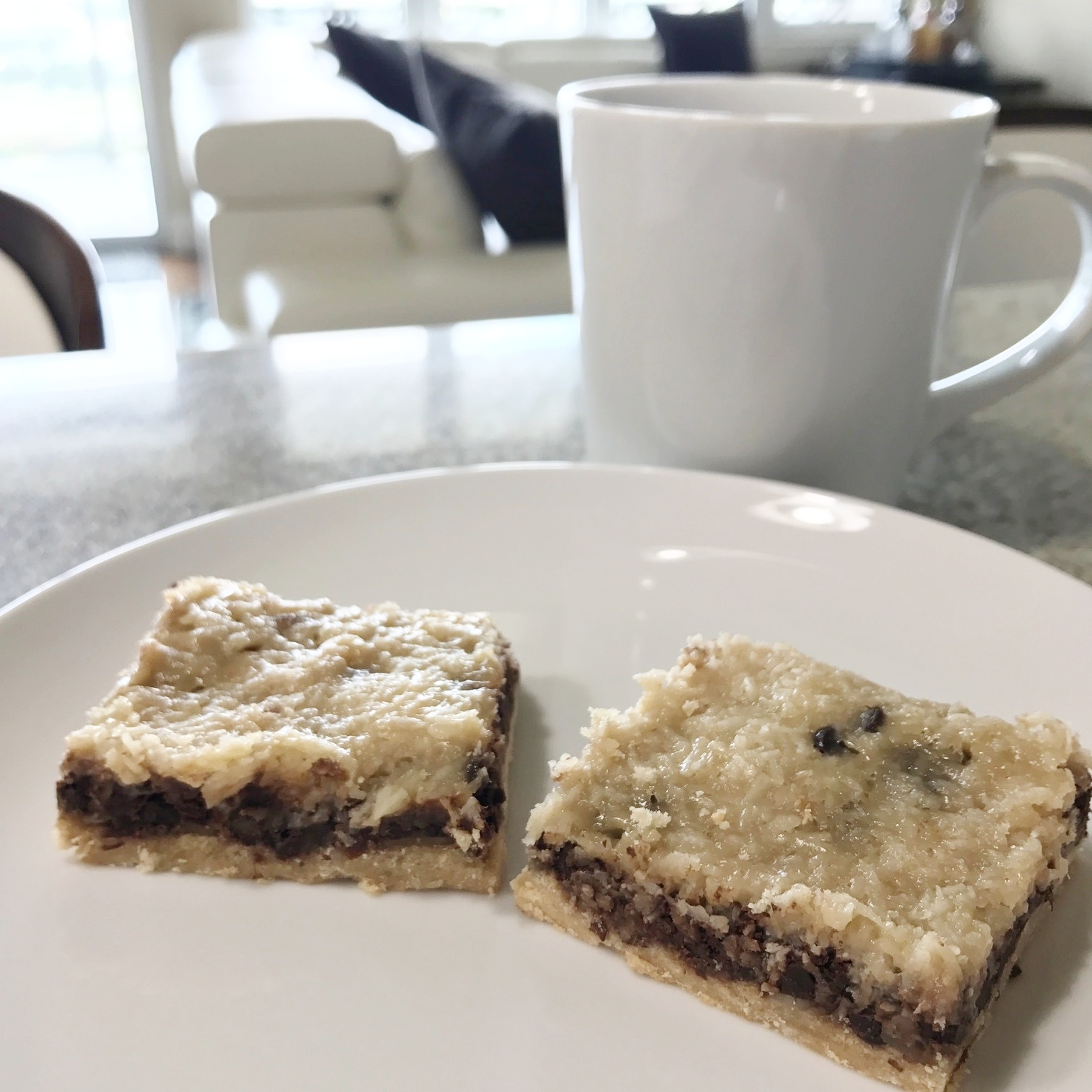 Magic Cookie Bars - Paleo