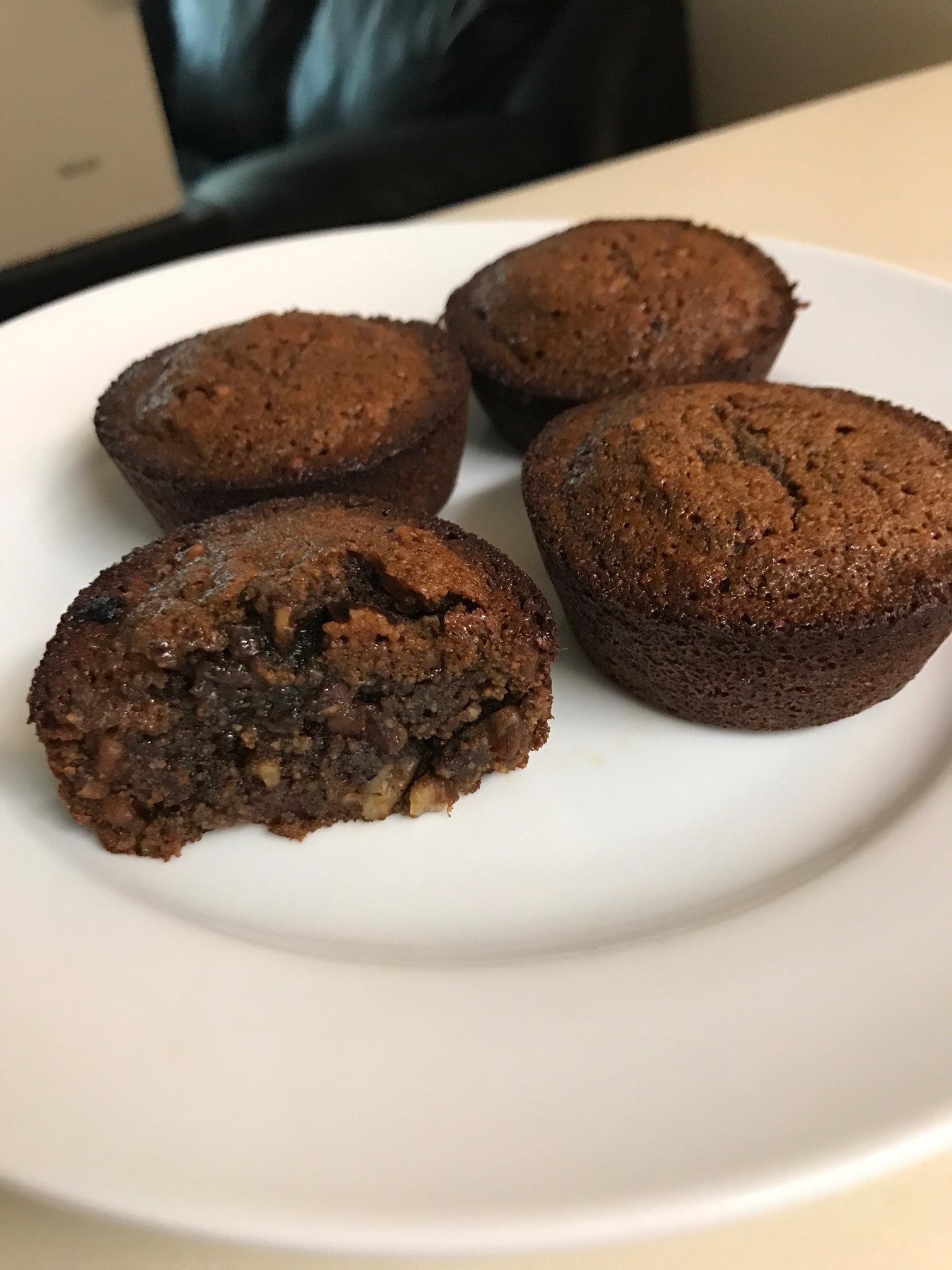 Pecan Pie Muffins - Paleo