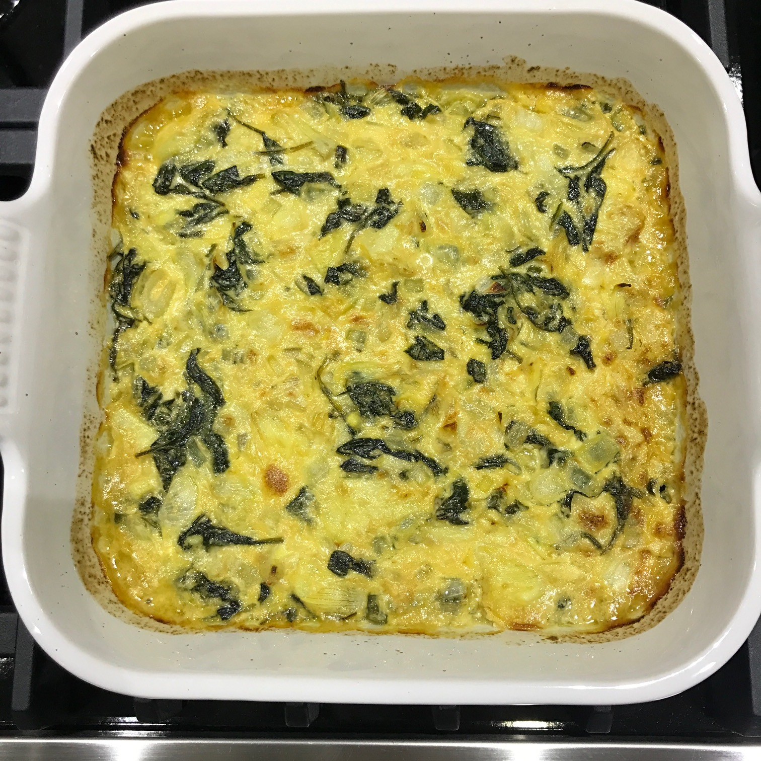 Spinach Artichoke Dip - Paleo & Whole 30