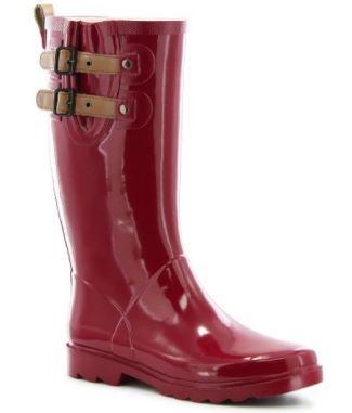 Target Gloss Rain Boot.JPG