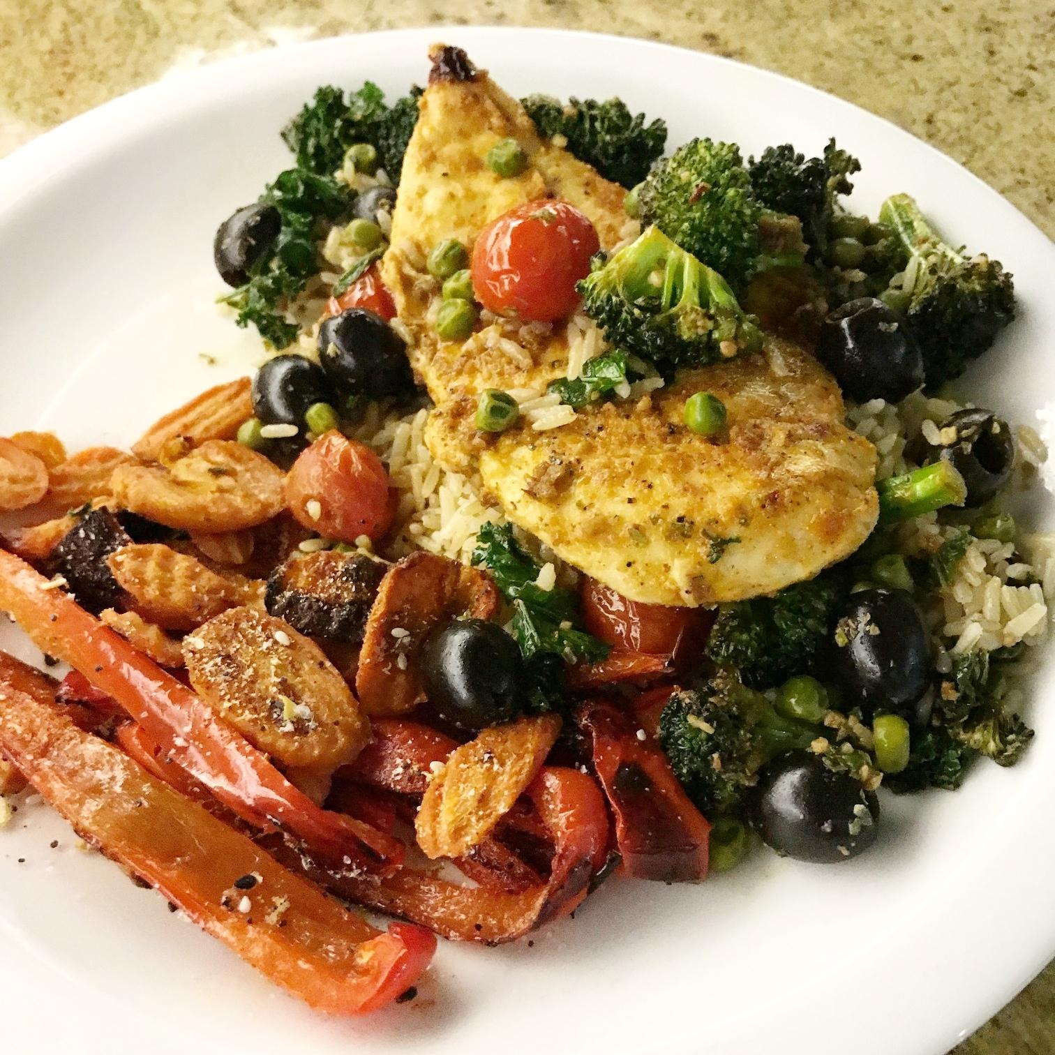 Mediterranean Chicken - Paleo & Whole 30