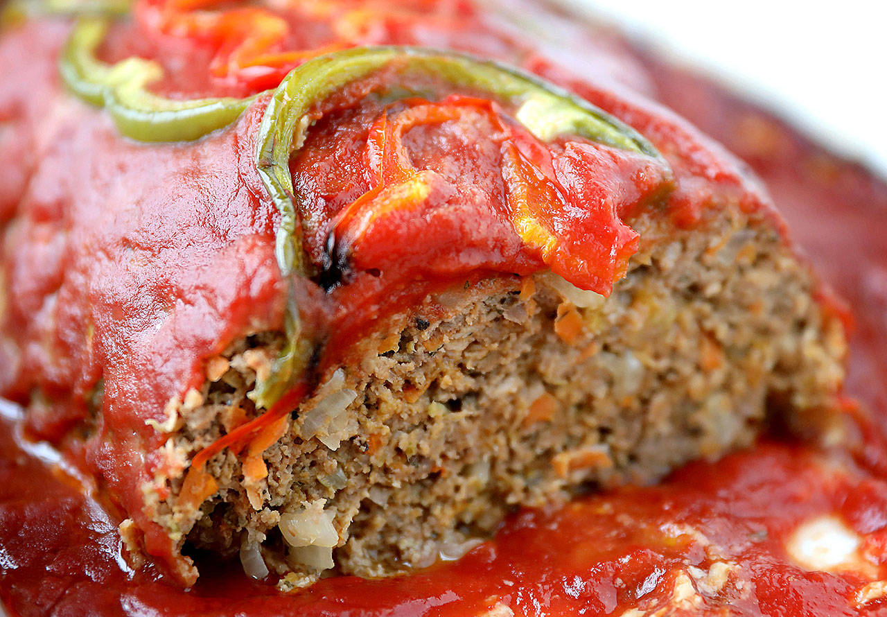Mammaw's Meatloaf -
