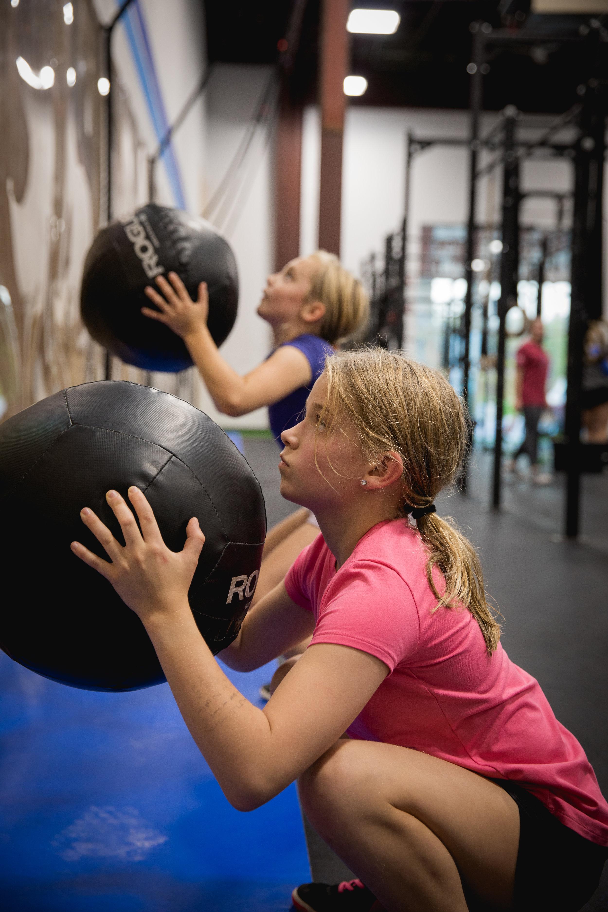 CROSSFIT KIDS   Fitness Made Fun   PROGRAM INFO