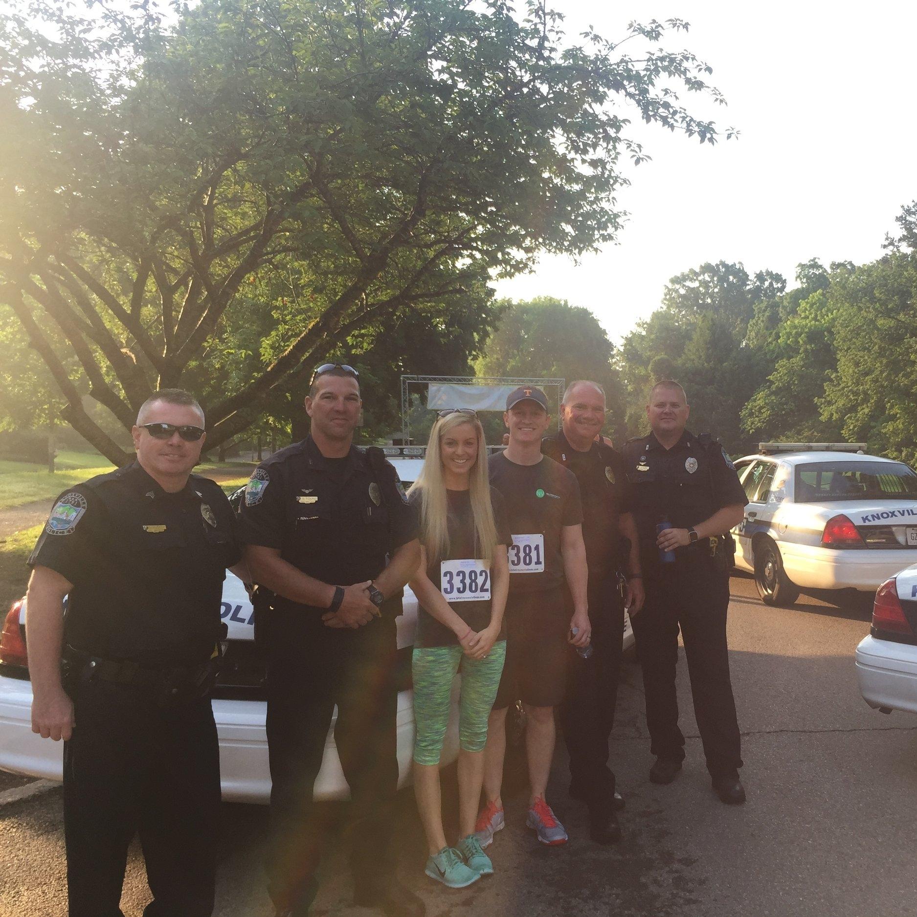 Knoxville Law Enforcement Memorial 5-K