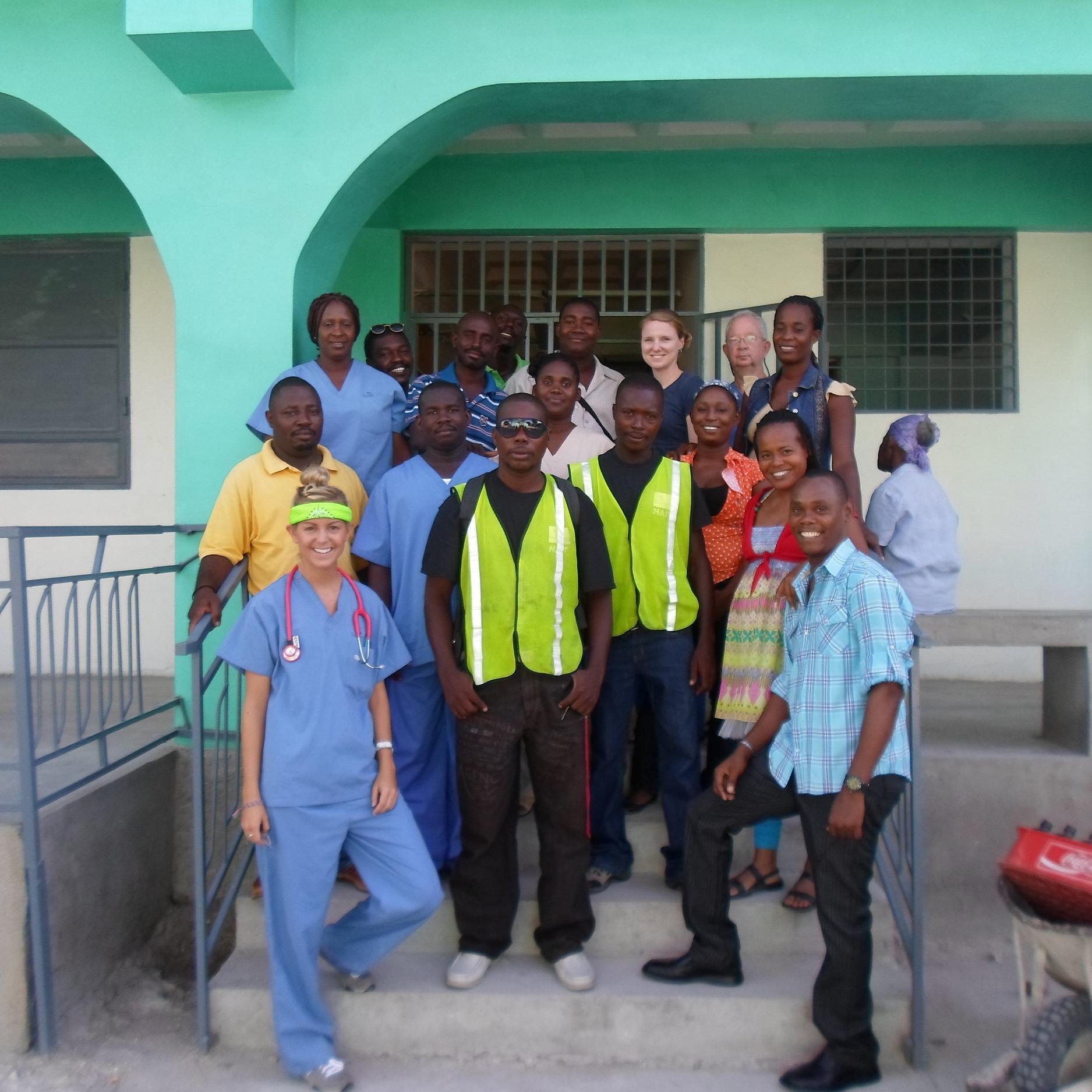 Cite Soleil, Haiti: Medical Mission Trip w/ Samaritan's Purse