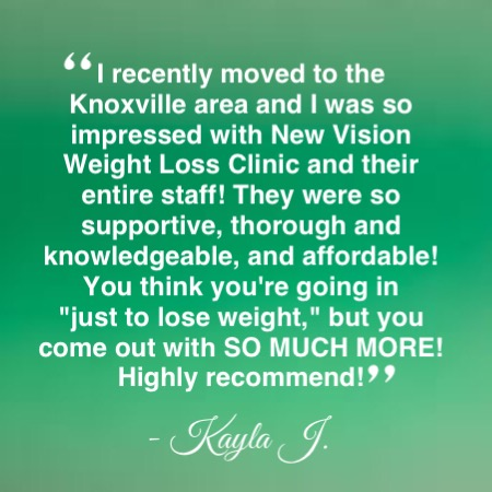 Weight loss clinics in knoxville tn