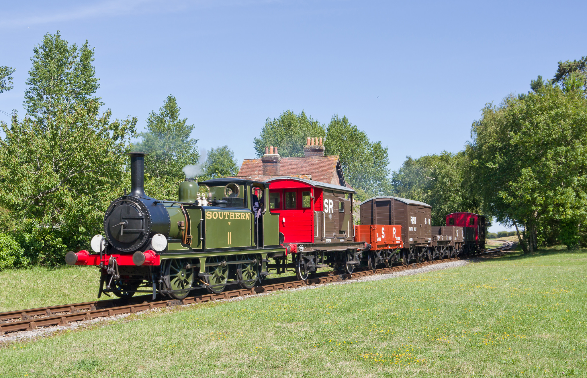 Relax on the Isle of Wight Steam Railway.jpg