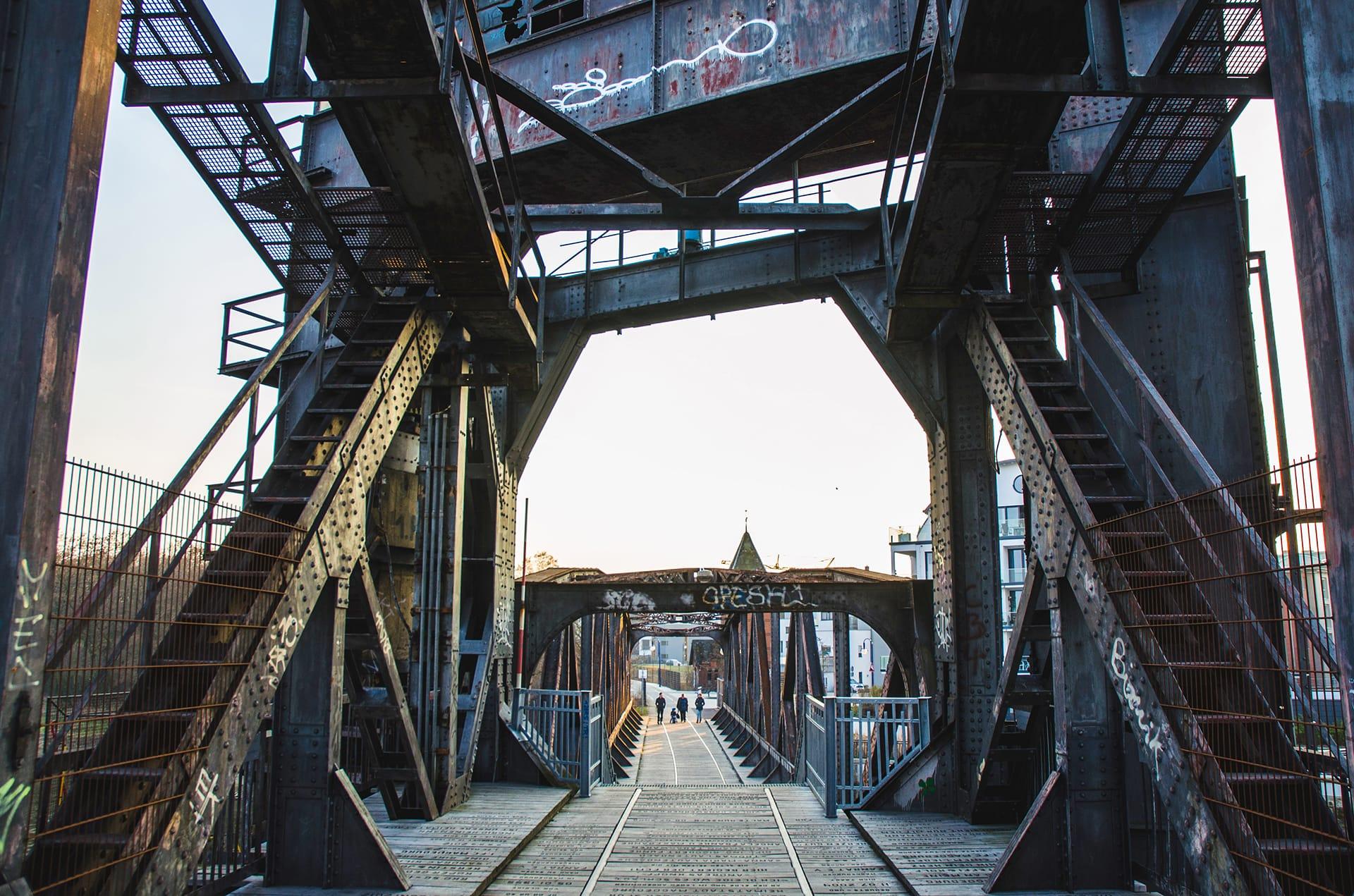 Magdeburg Hubbrücke