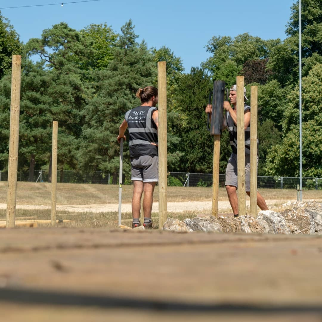 AVS Fencing Supplies Blenheim Palace 3.jpg