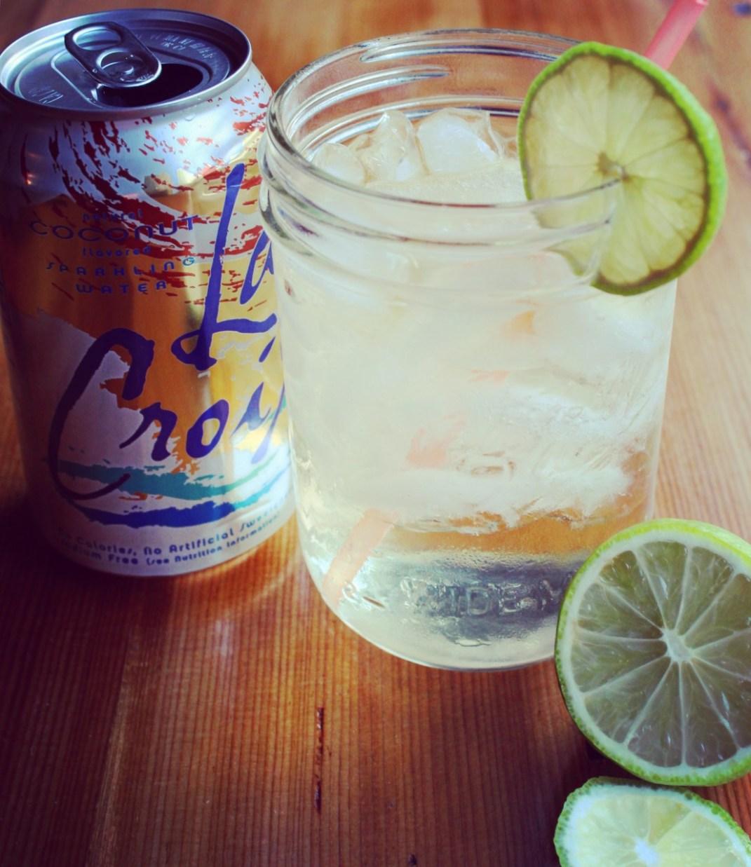 Soconut Summer Cocktail - Ginger Hultin, RDChampagne Nutrition