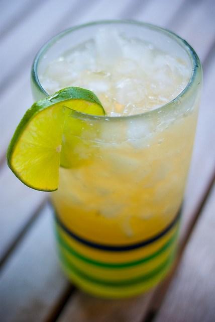 Skinny Margarita - Christy Brissette, MS, RD80 Twenty Nutrition