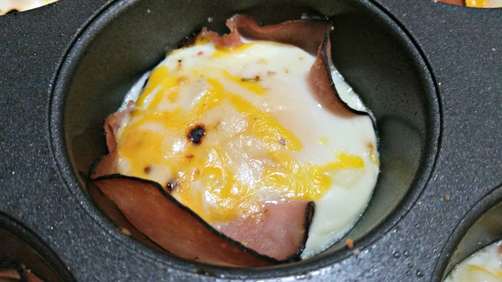 Low Carb Egg Cups - Lara Clevenger, RD