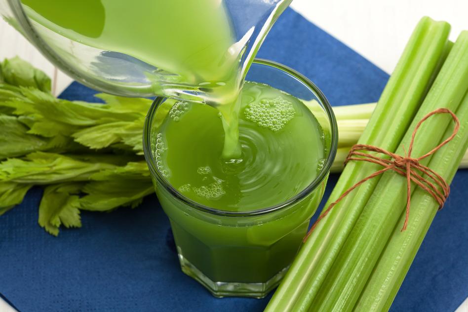 celery juice health benefits