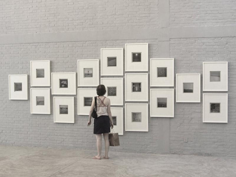 Odes, Three Shadows Photography Art Center, Beijing, 2011