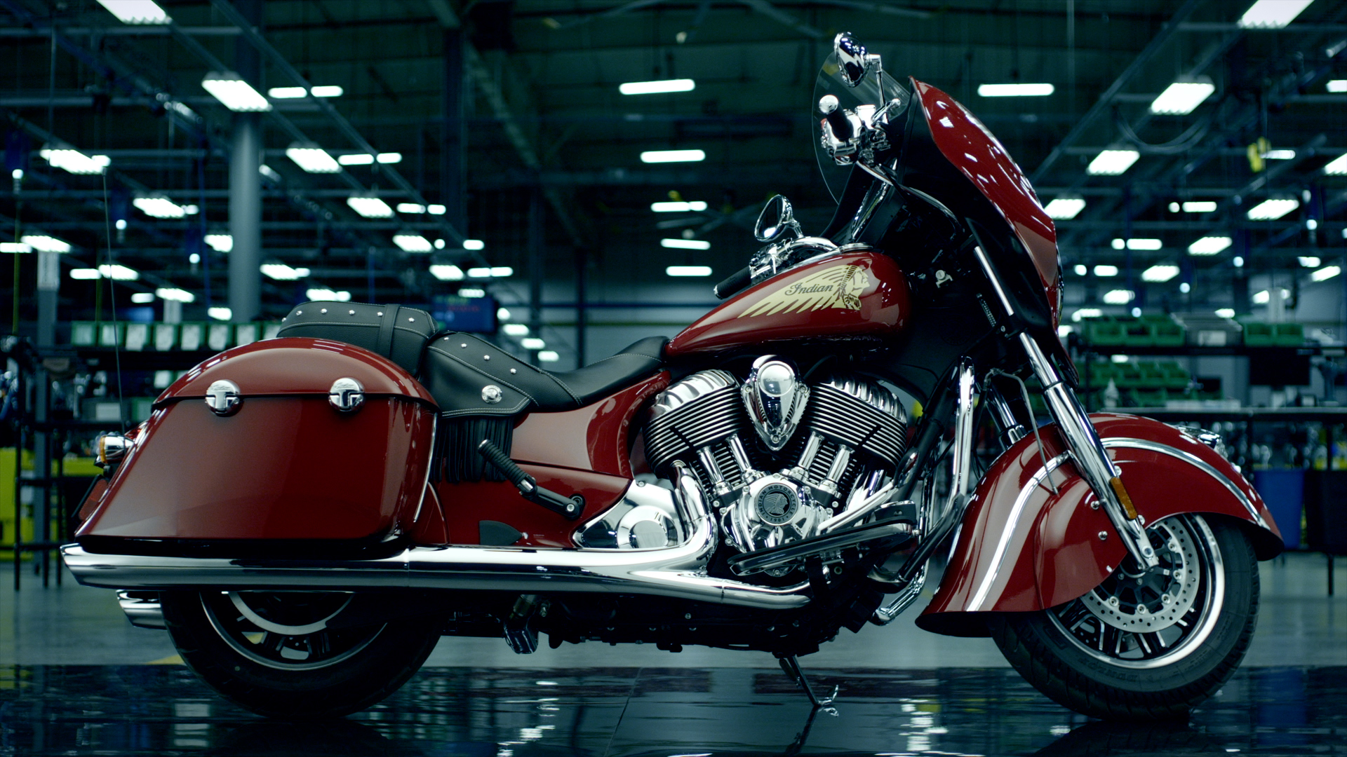 HISTORY & INDIAN MOTORCYCLE