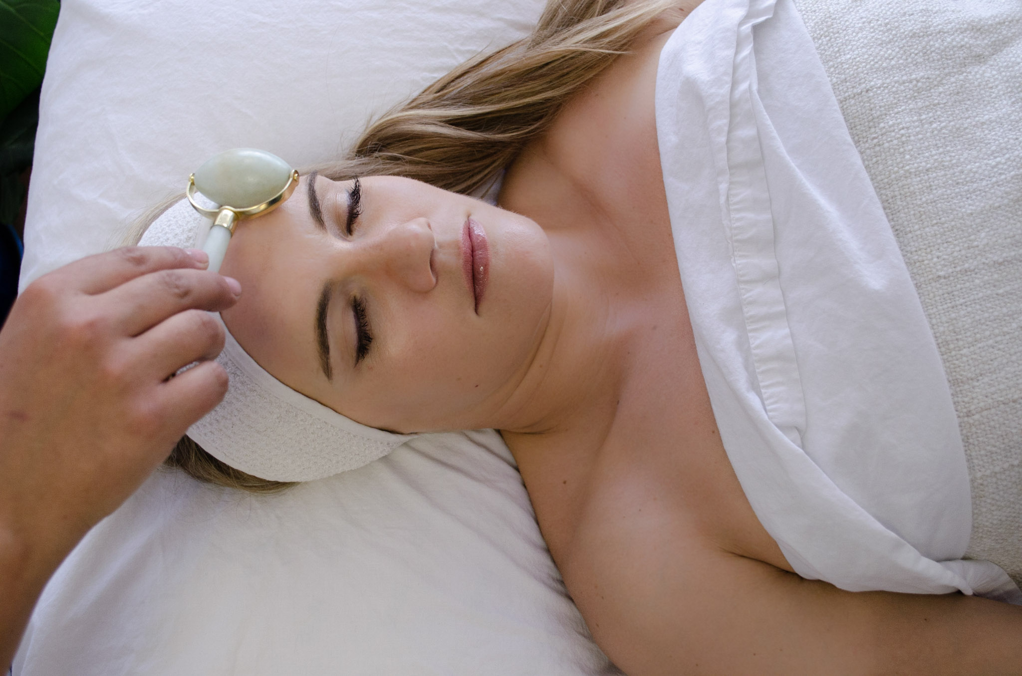 A Natural Facial - using Eastern approaches to leave your skin glowing, lifted, and radiant!