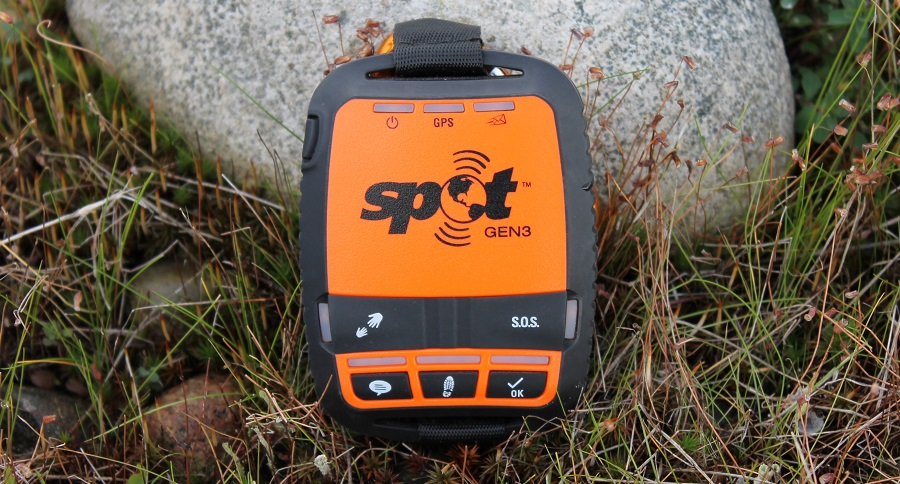 The Spot GPS Messenger is lighter and considerably less expensive then the InReach...