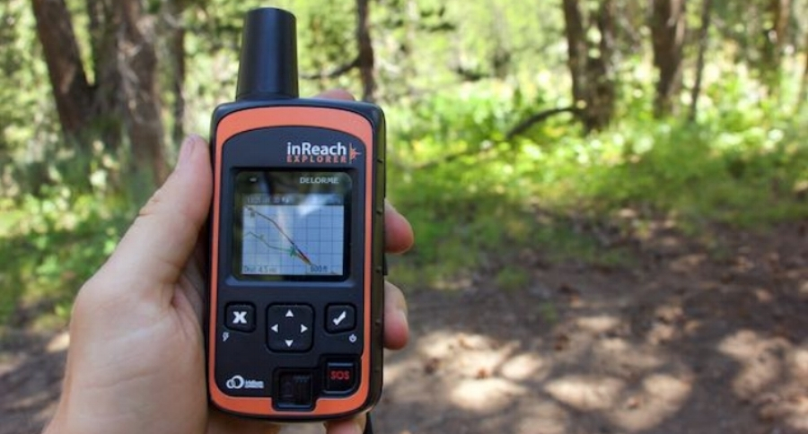 ...but in an emergency, you might find the InReach's two-way texting feature to be worth it.