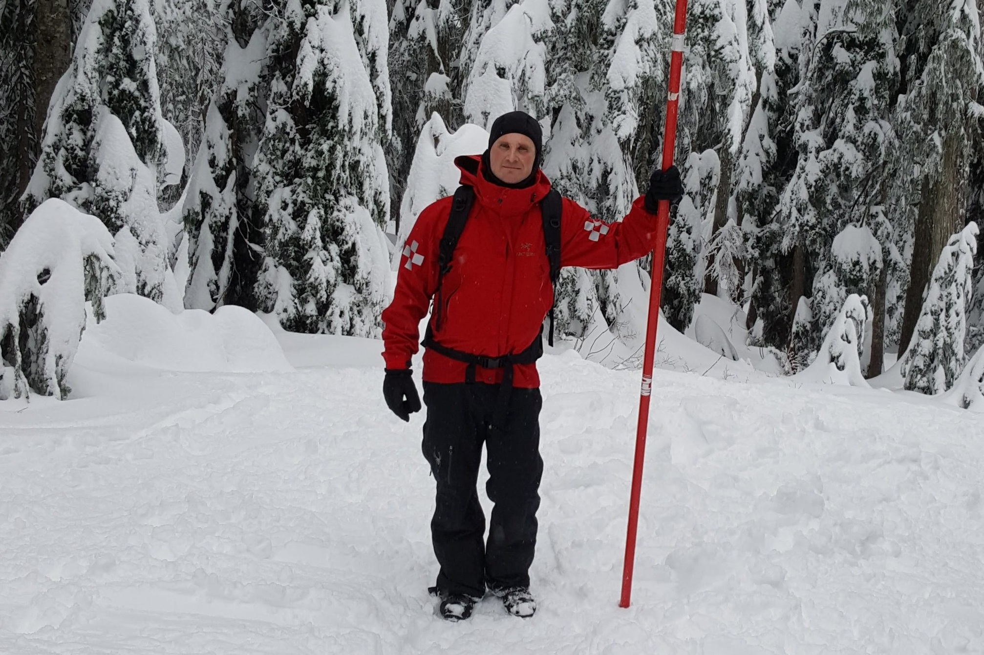 Kieran Hartle (PCP-IV)  is paramedic with the British Columbia Ambulance Service, and a Nordic Ski Patroller at Cypress Mountain. In 2018, Kieran became one of Canada's first Red Cross Wilderness First Responder Instructors, and has contributed scenarios and feedback that serve as the foundation of that program.