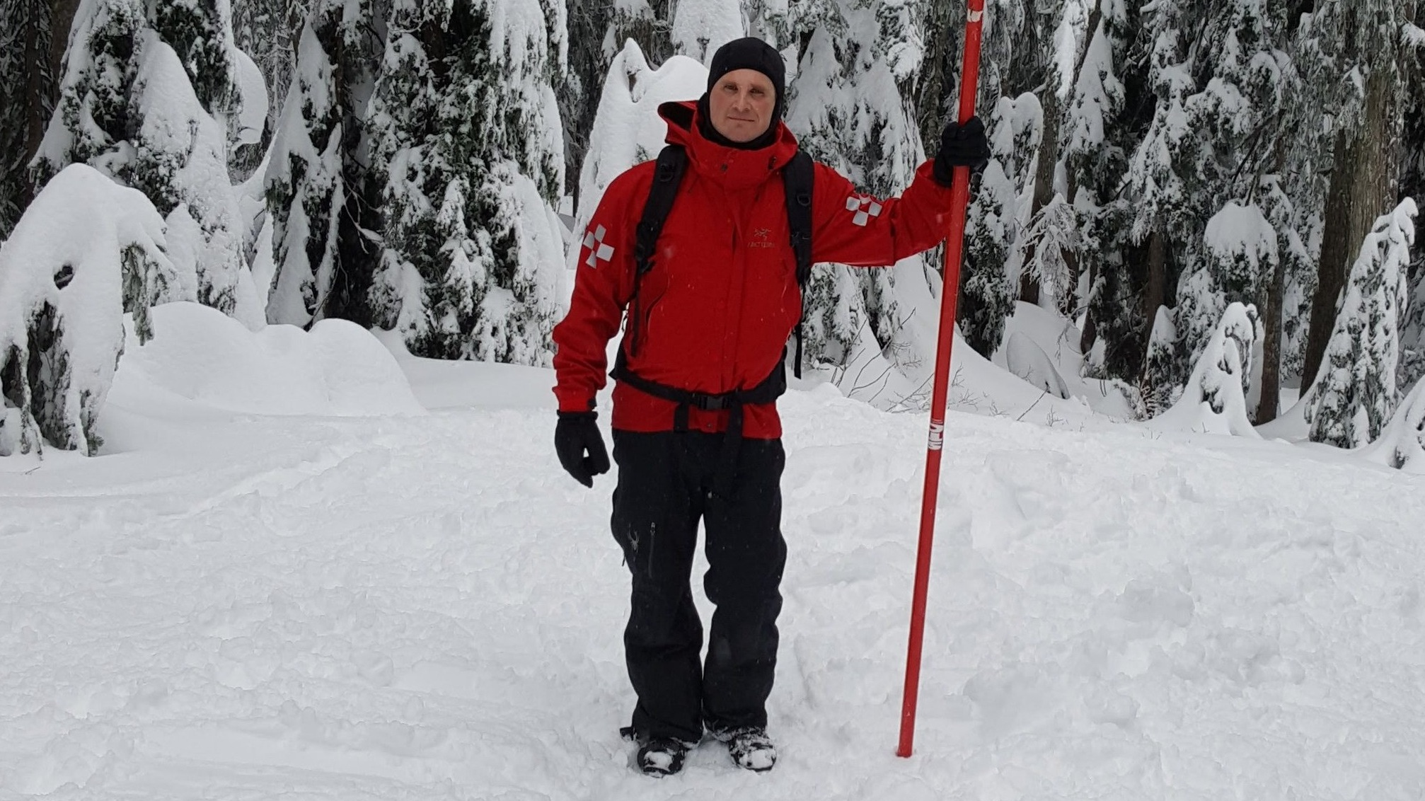 Kieran Hartle (PCP-IV)  is paramedic with the British Columbia Ambulance Service, and a Nordic Ski Patroller at Cypress Mountain. He is one of the first Canadian Red Cross Wilderness First Responder Instructors, and has contributed to that program's development.